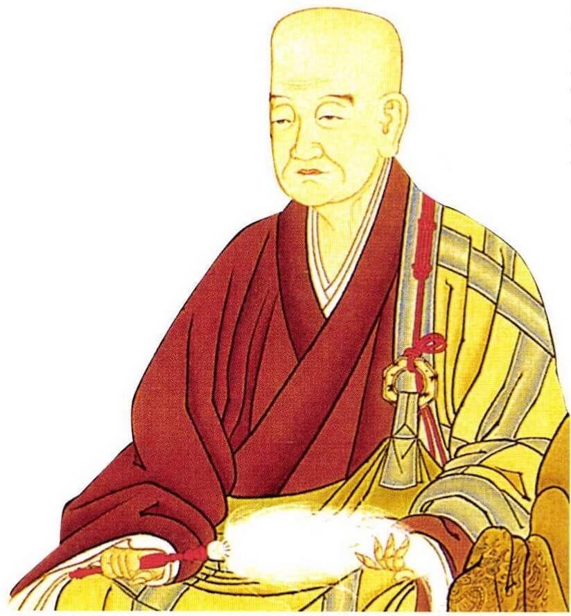 栄西の画像
