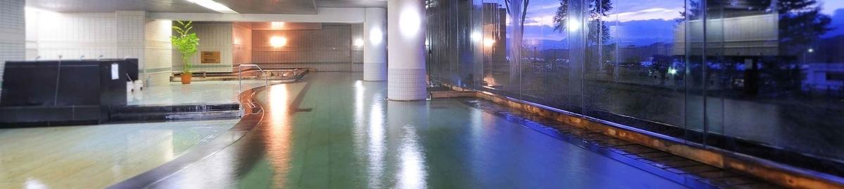 ホテル大観 大浴場