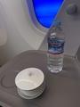 水とプーアール茶