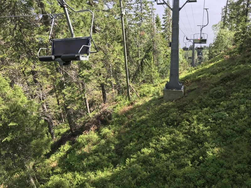 コリ国立公園リフト
