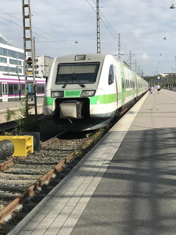 パロラ行列車