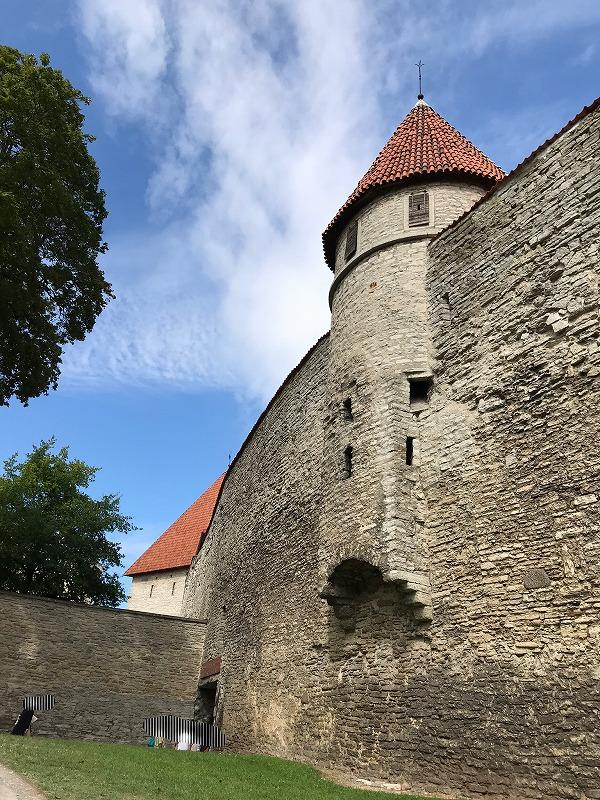 タリンの城