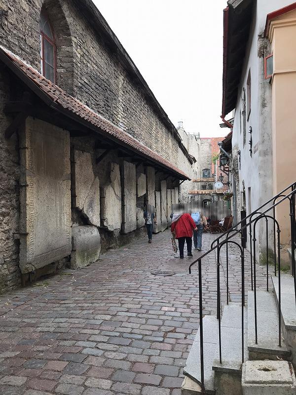 聖カタリーナ通り入口