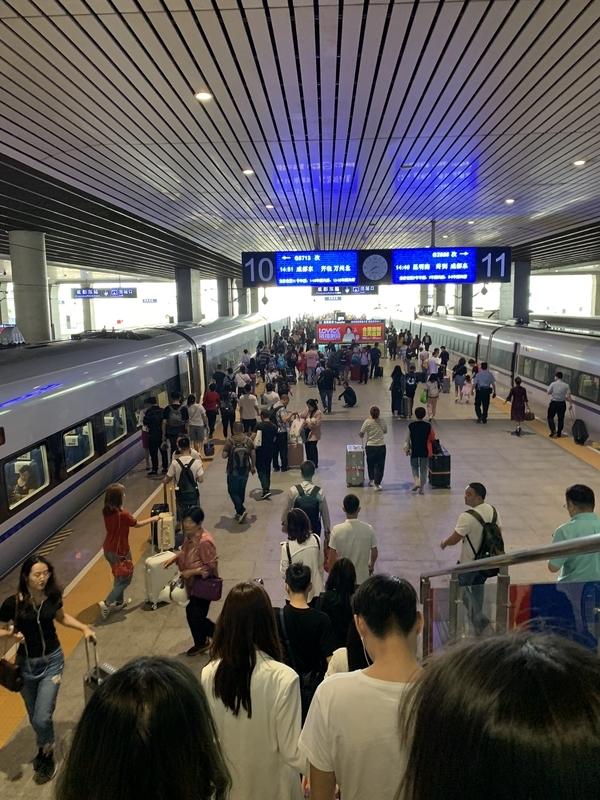 成都東駅7