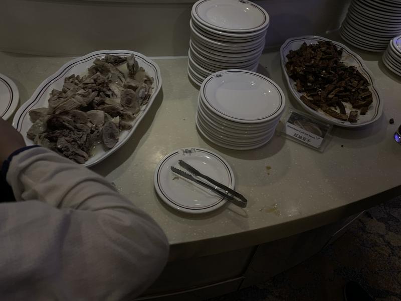 船内の食事05