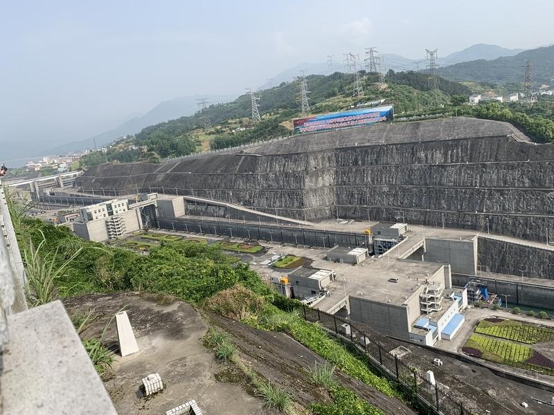 三峡ダム11