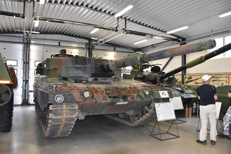 レオパルト2とT-72
