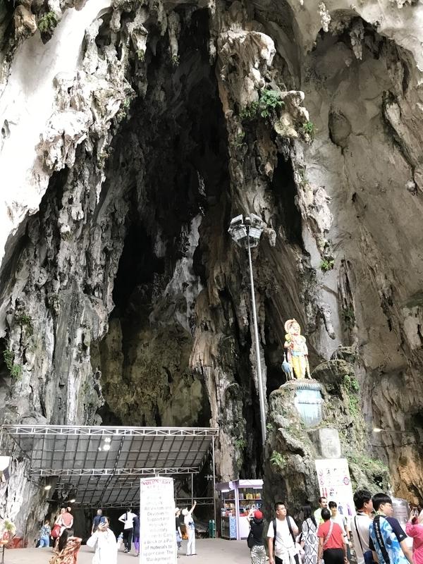 バトゥ洞窟02