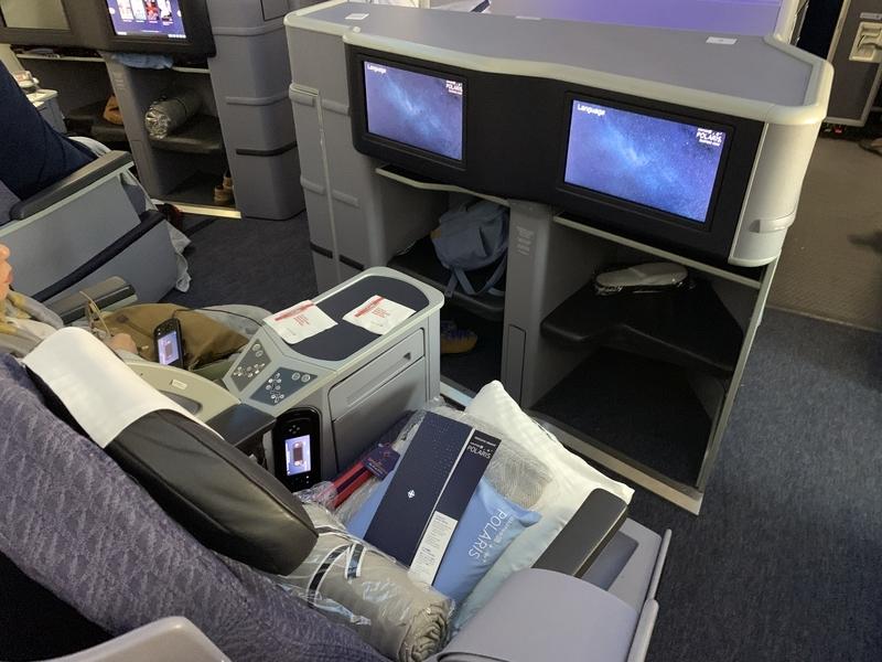 ユナイテッド航空ビジネス01