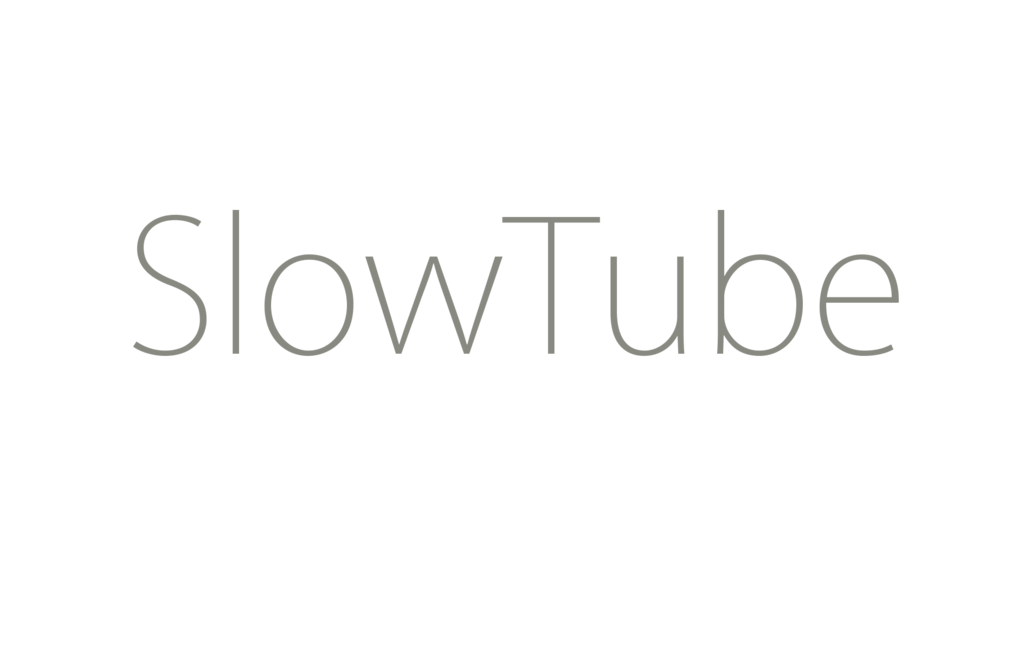 SlowTube ver1.1 アップデートのお知らせ