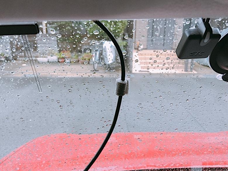 ドライブレコーダー取り付けイメージ10