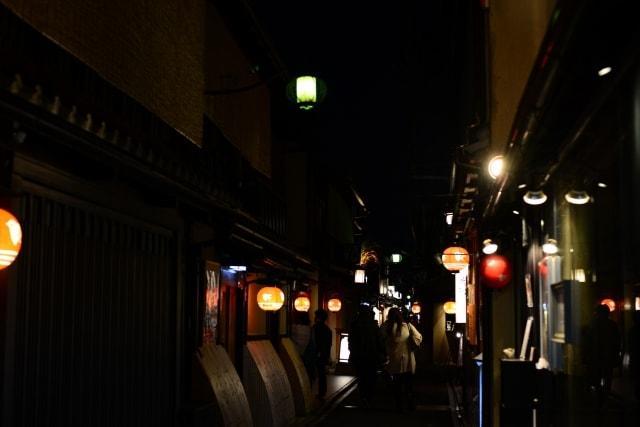 先斗町イメージ画像