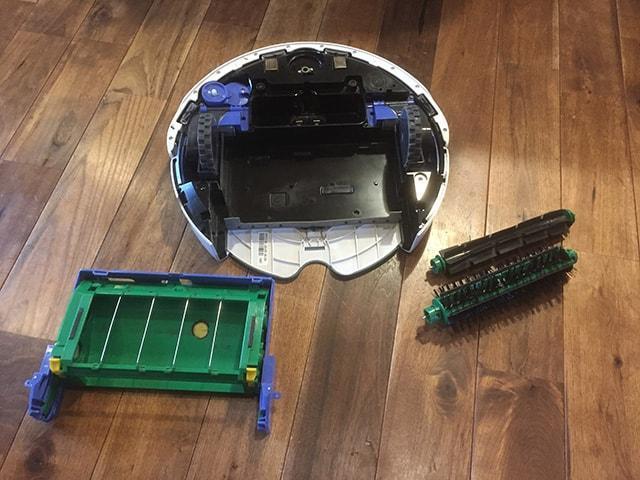 ルンババッテリー交換のイメージ画像09