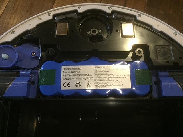 ルンババッテリー交換のイメージ画像11