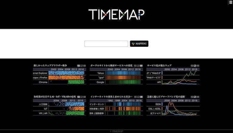 TIMEMAPのイメージ02