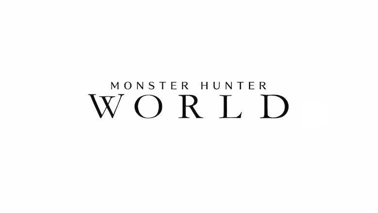 モンスターハンター:ワールドのイメージ01
