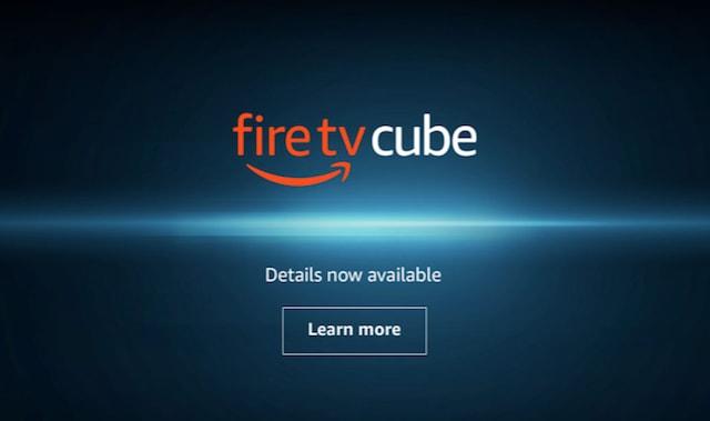 Fire TV Cubeのイメージ01