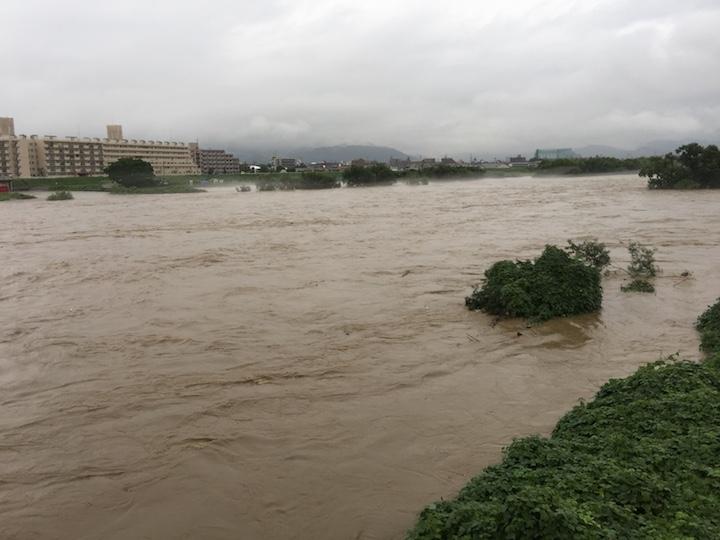記録的大雨のイメージ01