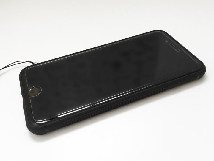 iPhone 8 Plus強化ガラスハードケースのイメージ02