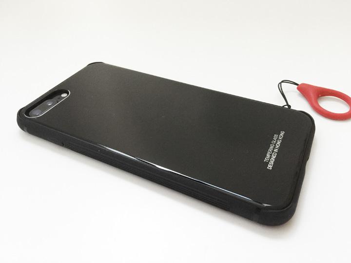 iPhone 8 Plus強化ガラスハードケースのイメージ03
