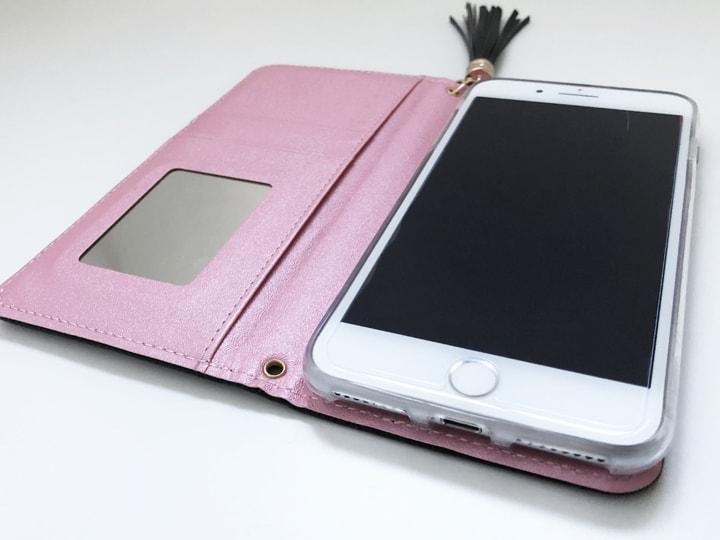 iPhone 8 Plus手帳型ケースのイメージ05