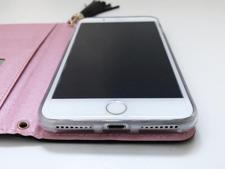 iPhone 8 Plus手帳型ケースのイメージ06