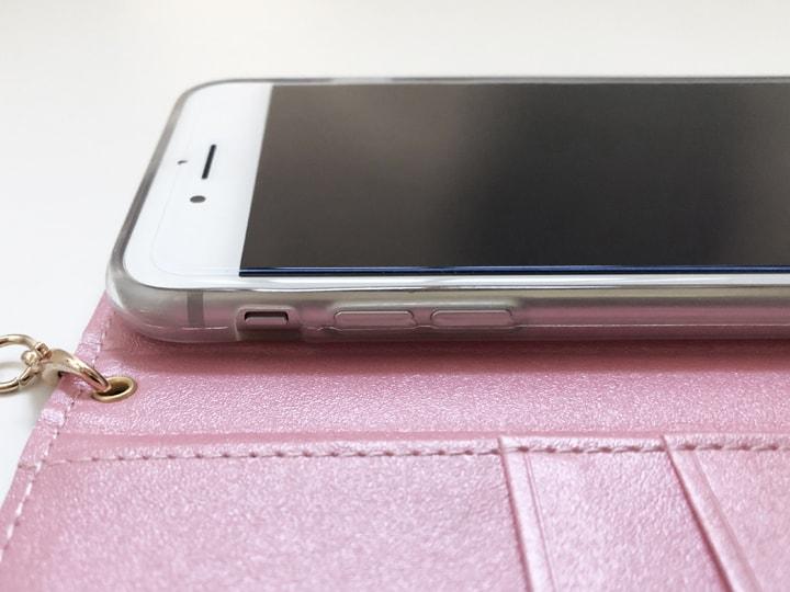 iPhone 8 Plus手帳型ケースのイメージ07