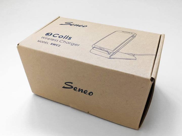 Seneo Qi ワイヤレスチャージャーのイメージ02