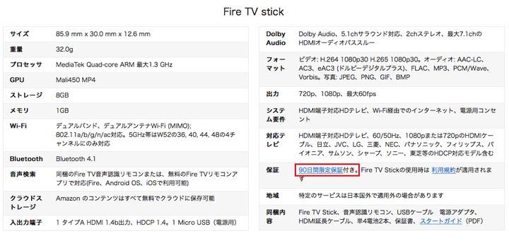 Fire TV Stick リモコン故障のイメージ03