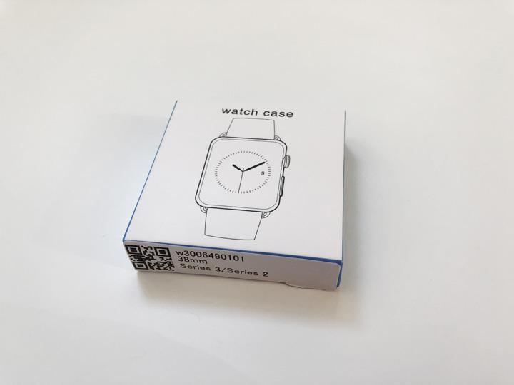 Apple Watch クリアケースのイメージ02