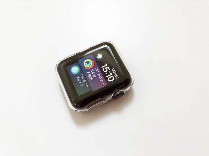 Apple Watch クリアケースのイメージ07