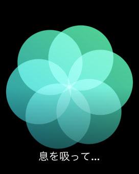 呼吸アプリのイメージ05