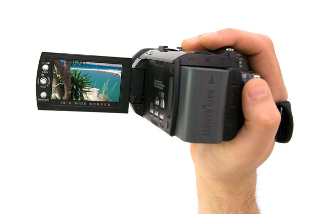 ビデオカメラのイメージ01
