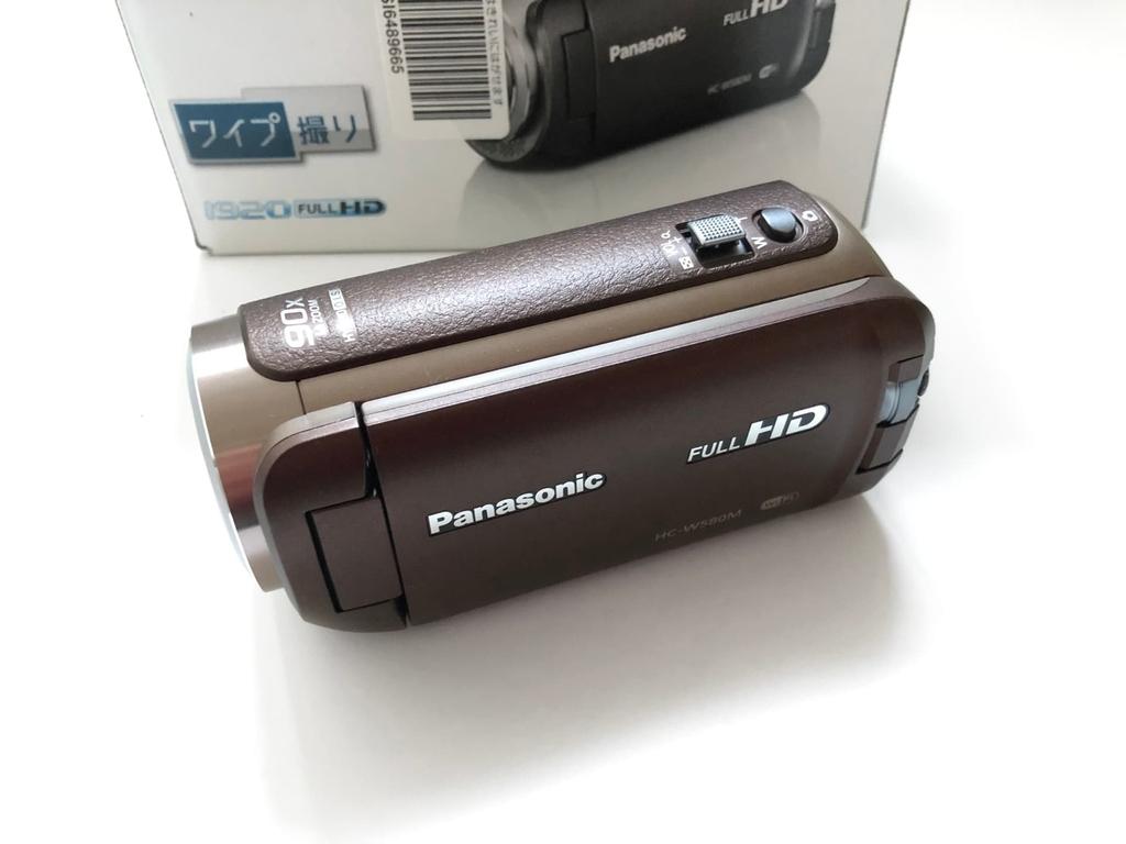 Panasonic HC-W580Mのイメージ02
