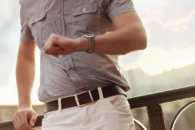 Apple Watch 専用防水ケースベルト交換イメージ01