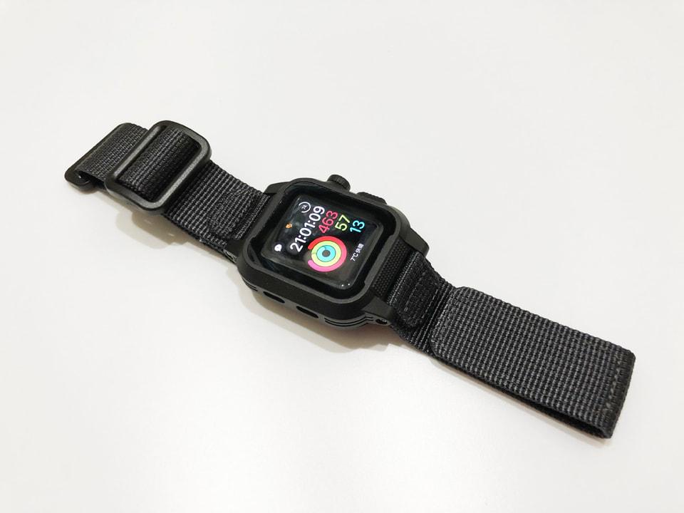 Apple Watch 専用防水ケースベルト交換イメージ06