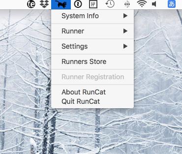 RunCatのイメージ03