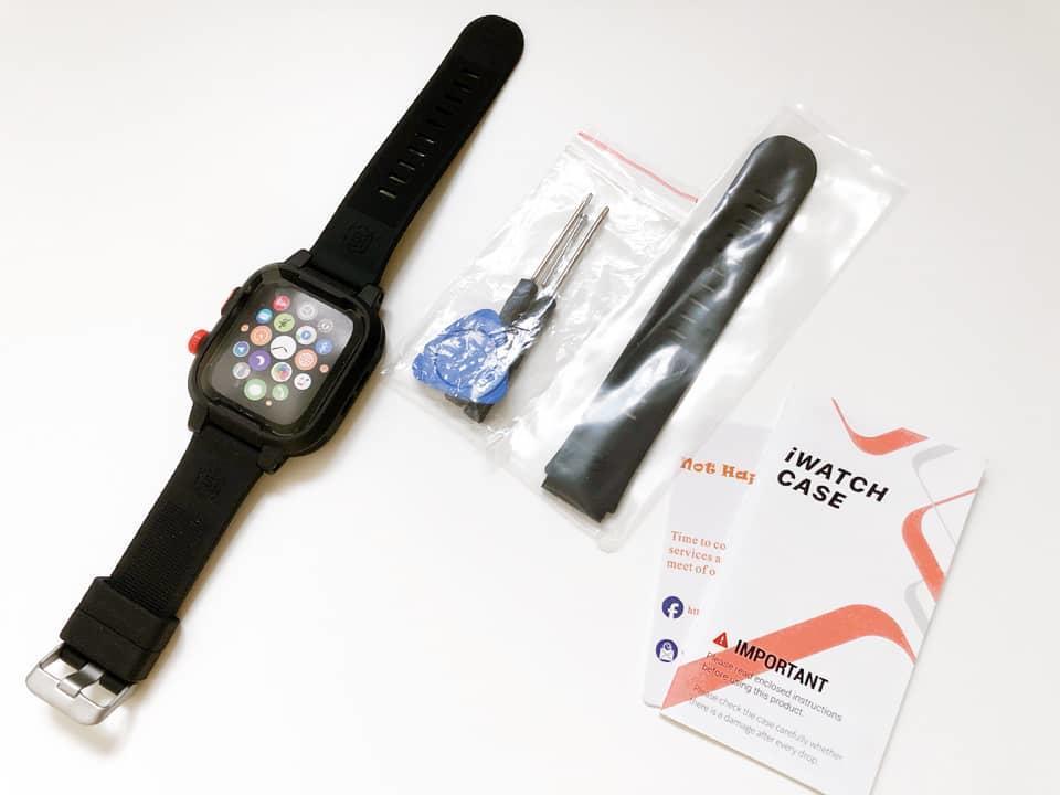 Apple Watch バンド一体型保護ケースのイメージ03