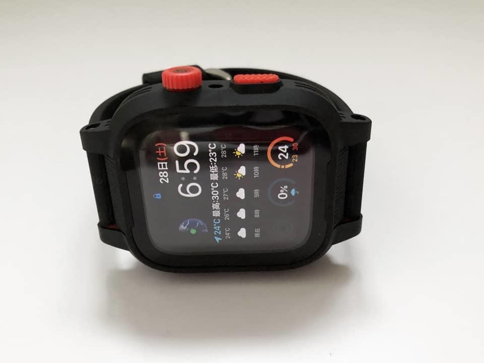 Apple Watch バンド一体型保護ケースのイメージ09