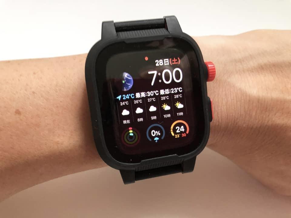 Apple Watch バンド一体型保護ケースのイメージ10