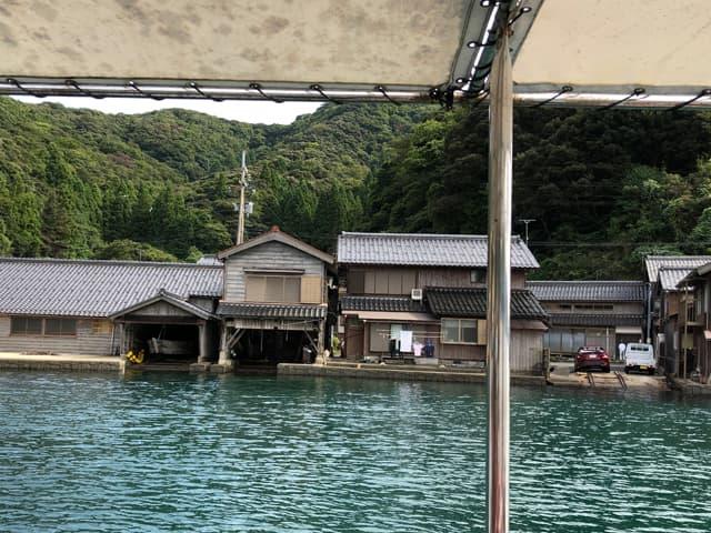 伊根の舟屋のイメージ06