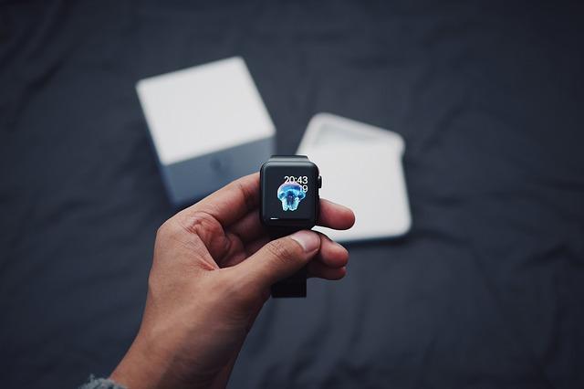 Apple Watchで健康管理のイメージ01