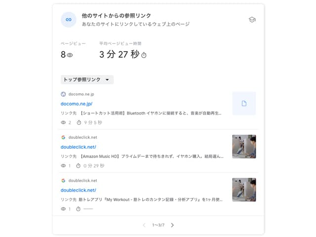 Search Console Insightsのイメージ06