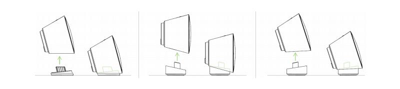 Leviathanの角度調整の説明