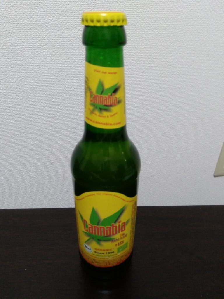 ドイツ産の大麻ビール カンナビア