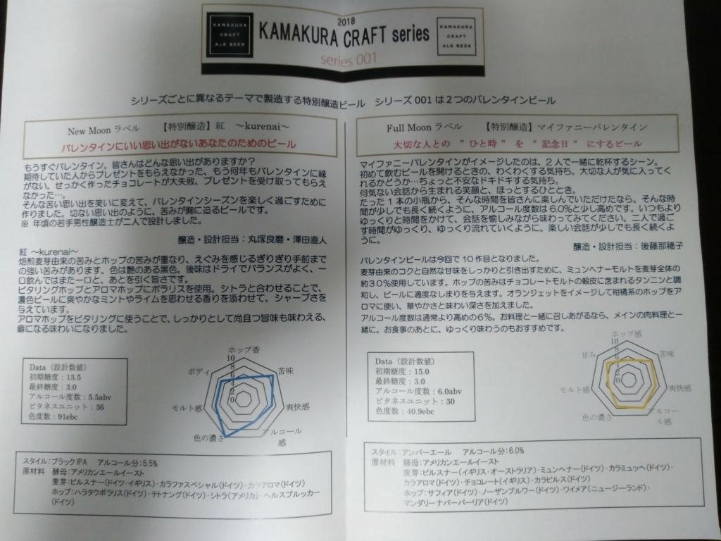 2018 KAMAKURA CRAFT series 001