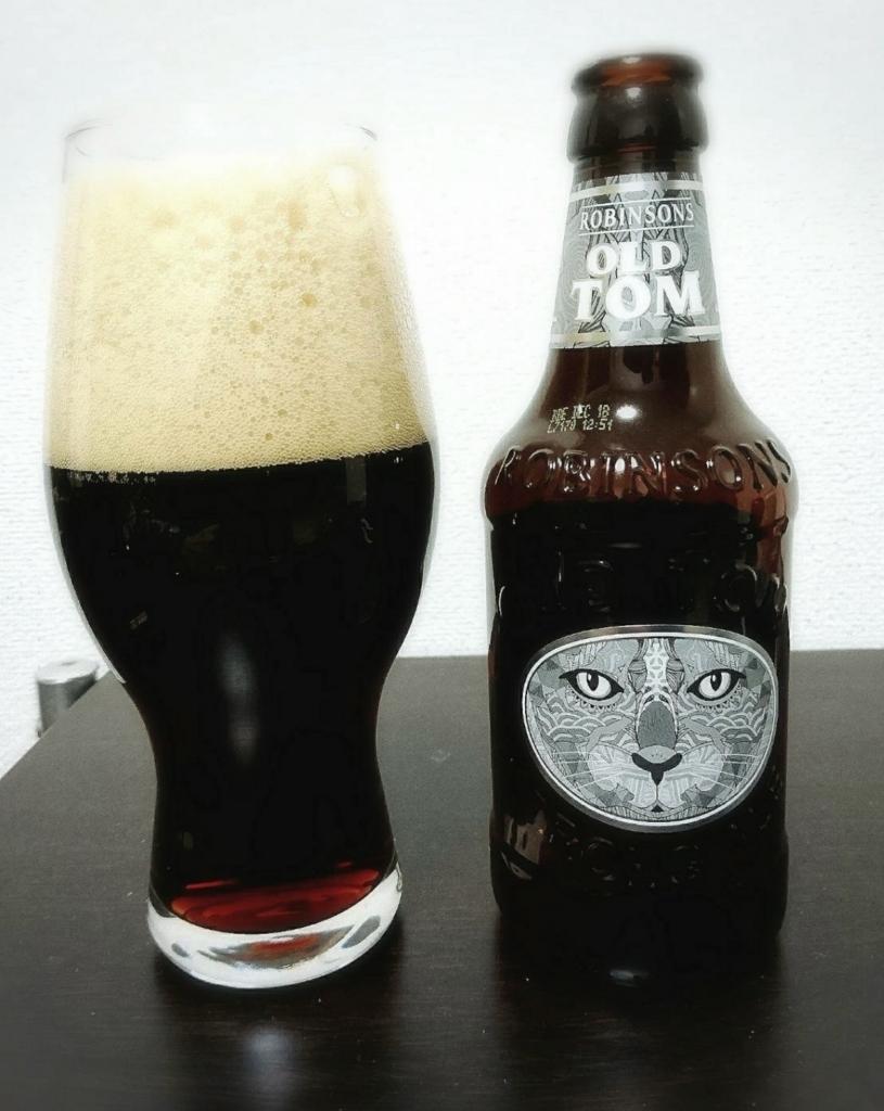 イギリス産ビール オールド・トム