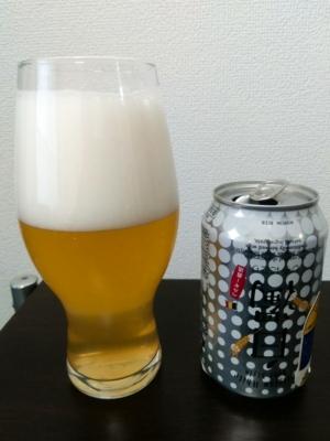ベルギービール 白濁