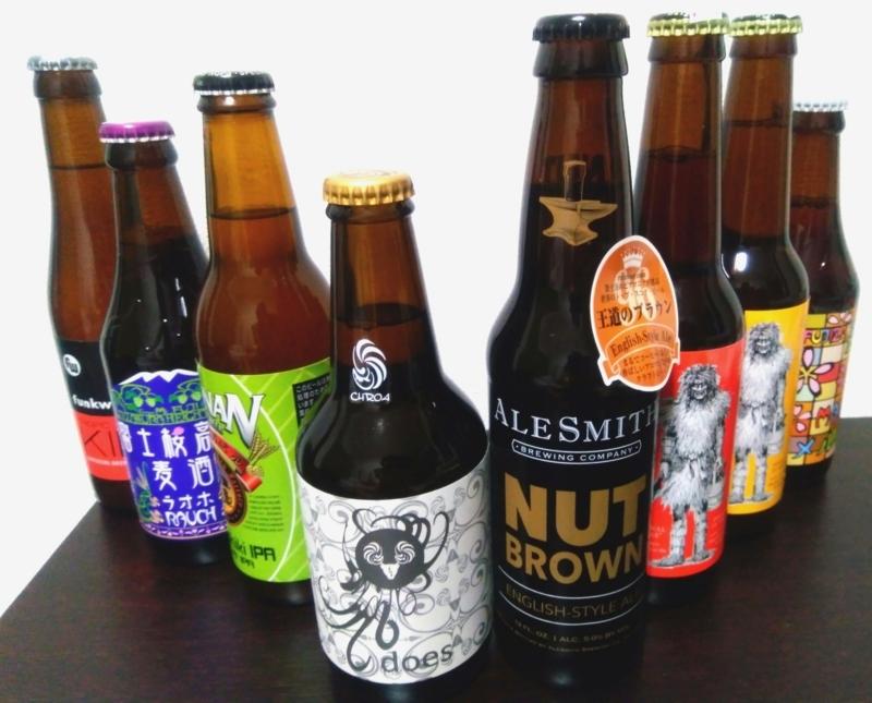 お土産ビール
