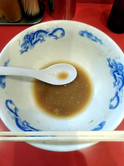 ドン・キタモトさんのラーメン、美味しゅうございました。